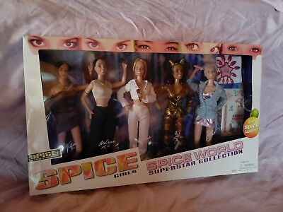 Spice Girls Superstar Collection