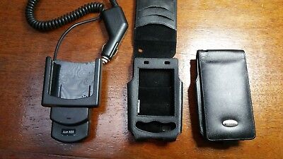 Accessories for Acer N35 PDA Case & Car Charger