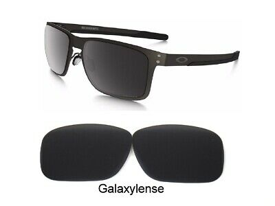 Galaxy Replacement Lenses For Oakley Metal Holbrook Metallic Black Polarized