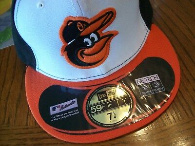 4a84ecc38f732 ... clearance baltimore orioles new era mlb 59fifty team classic flex fit  hat size 7 1 85efb