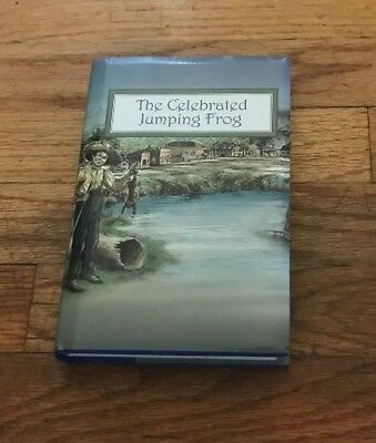 The Celebrated Jumping Frog Mark Twain First Edition Fascimile Charles Winthrope
