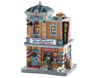 NEW 2018 LEMAX VILLAGE COLLECTION ANYTHING FOR US #83361