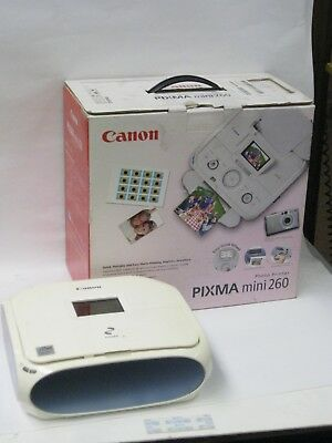 CANON PIXMA MINI260 PRINTER DRIVERS WINDOWS XP