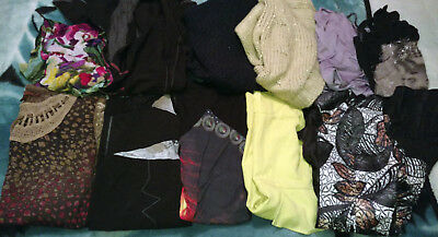 JOBLOT Ladies Mixed Clothing/Accessories Bundle - Most Sizes 10 & 12 (51 Items)