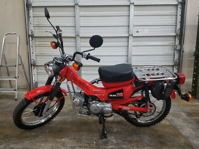 1981 Honda Trail 110  1981 Trail 110  excellent condition as close to new as possible