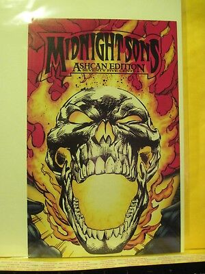 Midnight Sons Ashcan Edition Vf-Nm