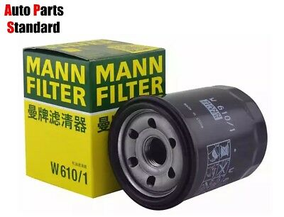 Genuine MANN FILTER Oil Filter W610/1 Fit For Suzuki And More