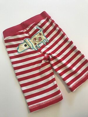 Hanna Andersson Baby Girl Boy Legging Pants Size 80 18-24m