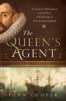 The Queen's Agent by John Cooper (author)