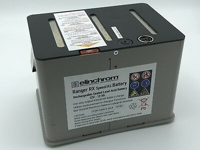 Elinchrom Ranger RX Speed & AS battery EL19280
