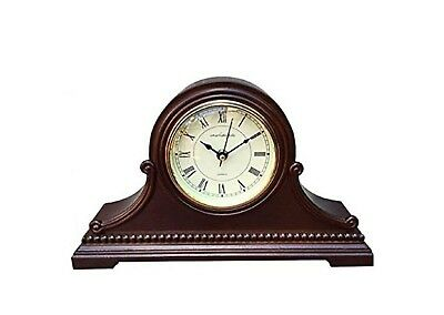 Vmarketingsite Mantel Clock walnut clock classic Westminster chime