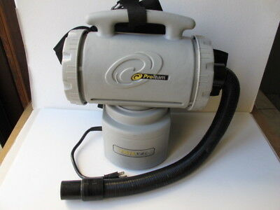 ProTeam 6-Quart TailVac Waist Pack Vacuum - Model DT-100 - No Wand or Access.