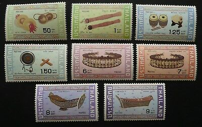 Thailand 1982 Musical Instruments Mint Unhinged