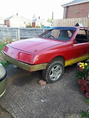 Ford Sierra XR4i Unfinished Project