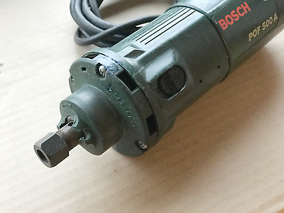 Bosch POF 500A Router/Grinder - Body Only - Used For CNC Router