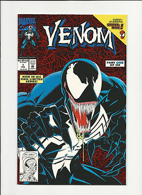 Venom: Lethal Protector #1 #2 #4 and #6 (1993) Marvel Comic Books, Spider-Man NM