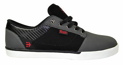 Etnies Fsas X Twitch Jefferson grey black red Sneaker Schuhe
