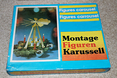"DDR Pyramide ""Montage Figures Carrousel"" - Vollständig"