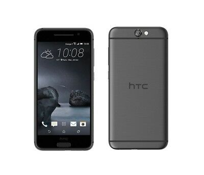 HTC One A9 in Grau Handy Dummy Attrappe - Requisit, Deko, Werbung, Ausstellung