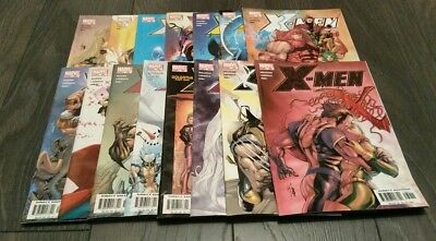 X Men issues 155 to 169