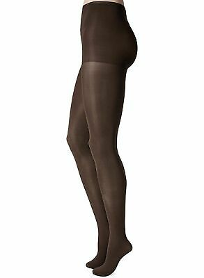df2d0bdcb0632 Women's Hanes Mocha X-Temp Opaque Tights, Shapes & Smoothes Sizes M-/