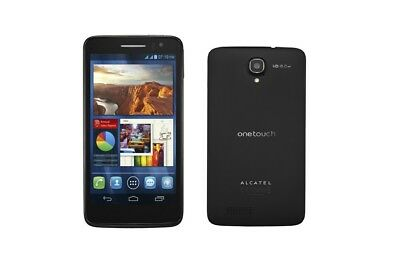 Alcatel one touch scribe HD in Black Handy Dummy Attrappe Requisit Deko Werbung