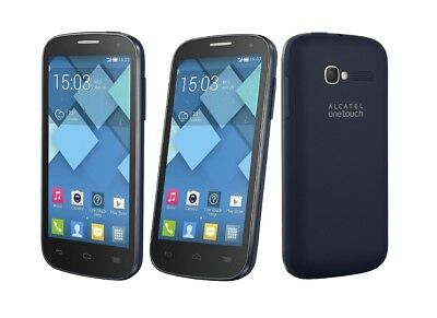 Alcatel One Touch Pop C5 in Black Handy Dummy Attrappe - Requisit, Deko, Werbung
