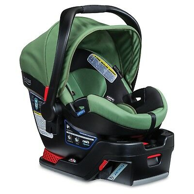 BRITAX B-Safe 35 Elite Infant Car Seat Cactus Green w/ base