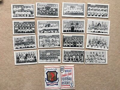 Free Gift - Wallet Of Famous Teams In Football History - New Hotspur Comic 1962