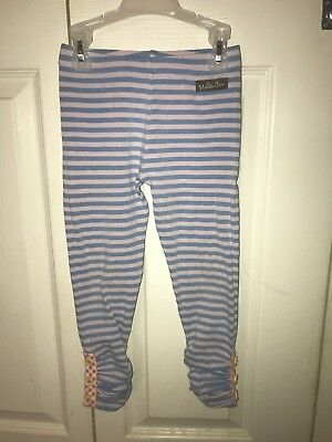 Matilda Jane Once Upon a Time Be Brave Leggings Size 4 PLEASE READ!