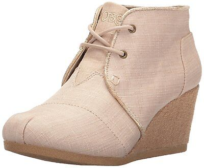 SKECHERS BOBS HIGH Notes Ankle Fancy Fresh Damens's Wedge Ankle Notes Memory Foam d2b70d