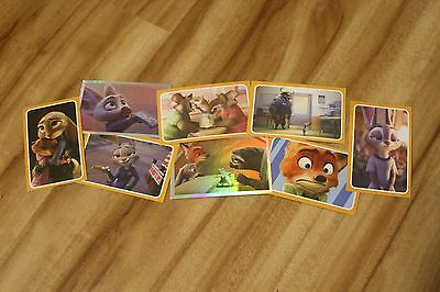 Disney's Zootopia Panini Stickers: Complete Your Collection Pick 4 for $1