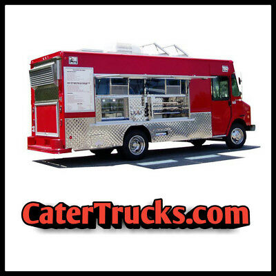 CaterTrucks.com PREMIUM Food/Catering Truck Business/Delivery Domain Name $$