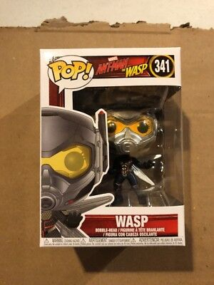Funko Pop! MARVEL Ant-Man and The Wasp - WASP #341