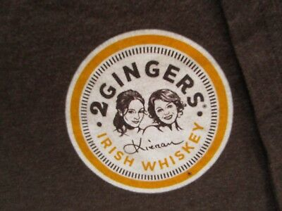 2 Gingers Irish Whiskey L T-Shirt