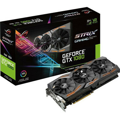 BROKEN FAN] ASUS GeForce GTX 1070 DUAL-GTX1070-O8G 8GB