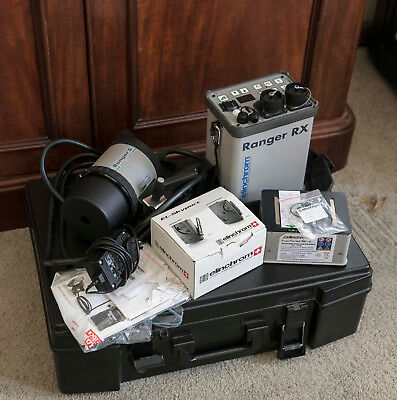 Elinchrom Ranger RX Kit With S Head