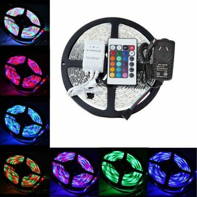 5/10/15/20M Waterproof 300LED 3528 5050 SMD LED Strip Light Music Dancing Contro