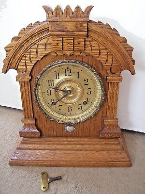Ansonia Clock Company New York Usa 1878