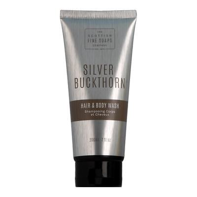 Scottish Fine Soaps - Silver Buckthorn Hair & Body Wash 200ml