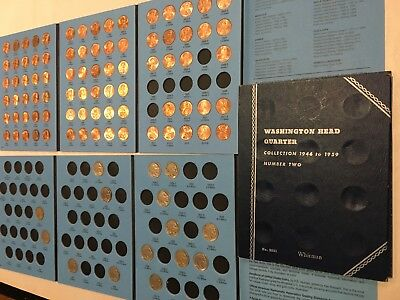 Coins USA Folders for Cents,Nickels & Quarters.