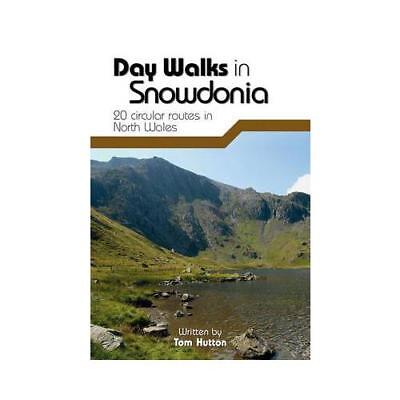 Day Walks in Snowdonia by Tom Hutton