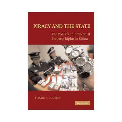 Piracy and the State by Martin Dimitrov (author)