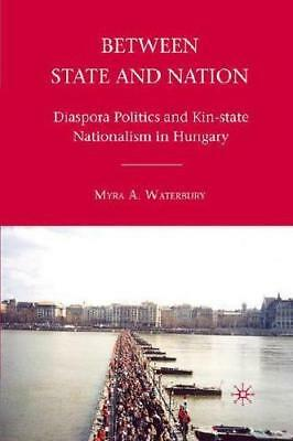 Between State and Nation by M. Waterbury (author)