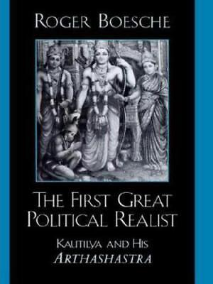 The First Great Political Realist by Roger Boesche (author)