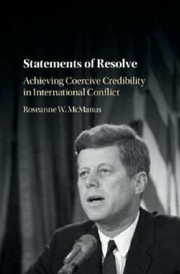 Statements of Resolve by Roseanne W. McManus (author)