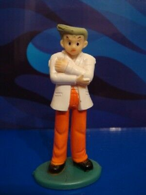 Pokemon Figur 7cm Trainer PROFESSOR SAMUEL EICH - PROFESSOR OAK / 1. Generation
