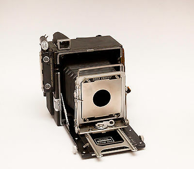 New aluminium Lens board Graflex Speed Crown Graphic 4x5 Copal Compur Prontor #1