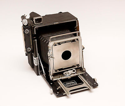 New aluminium Lens board Graflex Speed Crown Graphic 4x5 Compur  #00