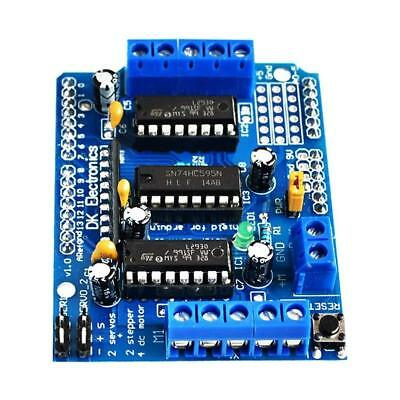 Motor Drive Expansion Shield Board L293D Module Electronics For Arduino Mega UNO
